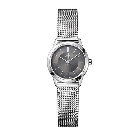 K3m51154 Reloj Clásico Minimal Hombres Klein Calvin De Pulsera Para XOkZPiu