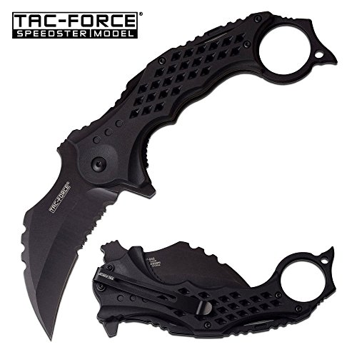 New FOLDING ProTactical Limited Edition Elite SPRING ASSISTED knife Tac-Force 3
