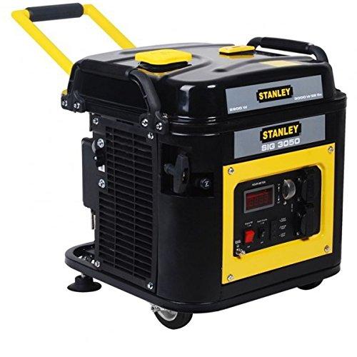 Stanley Sig 3050 Stromgenerator-Wechselrichter, 3 kW
