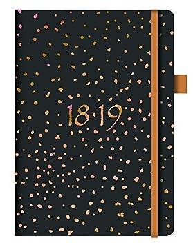 55e9c2fa6c09 Collins CS53M2F A5 Cosmos 2018-19 Week to View Diary  Amazon.co.uk ...