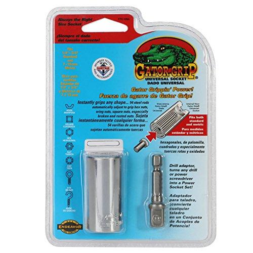 AIMENTE Steckschlüssel Multi Funktions Handwerkzeuge Gator Grip Universal Reparatur Werkzeuge 7-19mm