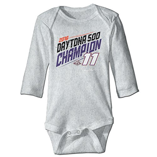 kids-denny-hamlin-daytona-500-champion-team-logo-long-sleeve-romper-jumpsuit