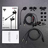 BENGOO G20 Gaming Earbuds, In-Ear Gaming Headset