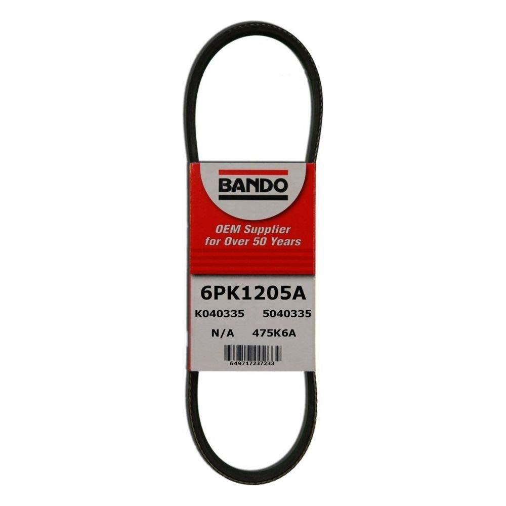 Bando 6PK1980A Belts