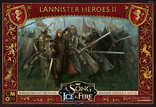 - CMON A Song of Ice & Fire: Lannister Heroes Box 2