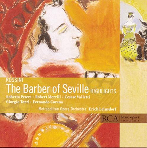 Basic Opera Highlights-Rossini: The Barber of Seville