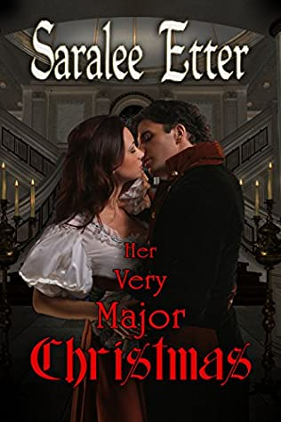 book cover of Her Very Major Christmas