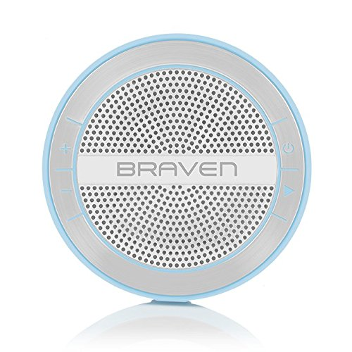 BRAVEN MIRA Bluetooth Speaker Light Blue BMRAUSW