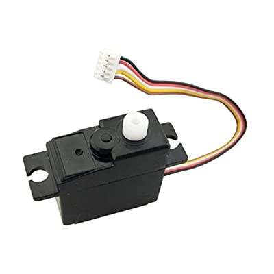 MagiDeal Upgrade 1/18 17g Servo for WLtoys A949 A959 A969 A979 K929-B DIY Spare Parts: Toys & Games