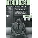 The Big Sea: An Autobiography by Langston Hughes front cover