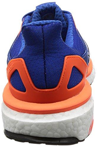 adidas Uomo Energy Boost M Scarpe Sportive Blu (Reauni/Blue/Narsol)