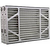 Lennox X0581 MERV 10 Filter - 16 x 25 x 3 (2 Pack)