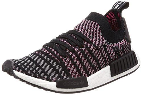Adidas Mannen Nmd_r1 Stlt Primeknit Sneaker, Eu Zwart (negbas / Gricua / Rossol 000)