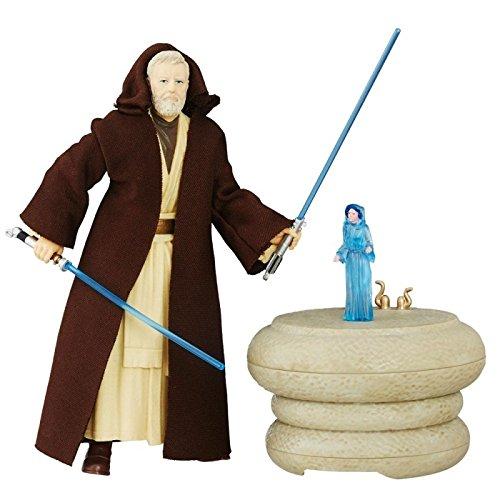 Star Wars 2016 SDCC Exclusive The Black Series OBI-Wan Kenobi