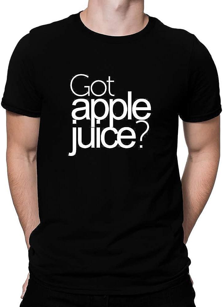 Teeburon Got Apple Juice? Bold T-Shirt