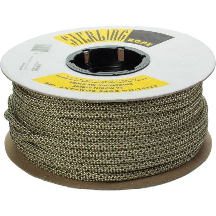 Sterling Accessory Cord - Spool Desert Camo, 7mm x 50m by Sterling
