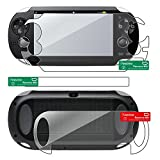 Best INSTEN Psvita Games - Insten 3 packs Reusable Screen Covers Compatible Review