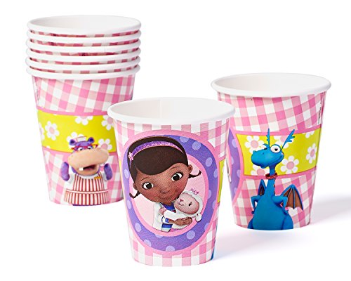 Cups | Disney Doc McStuffins Collection | Party Accessory]()