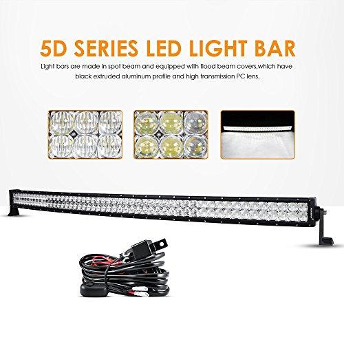 54 inch led light bar - 7