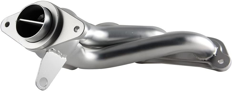DC Sports SHC4404 Scion xD Silver 4-2-1 Header with Ceramic Coating