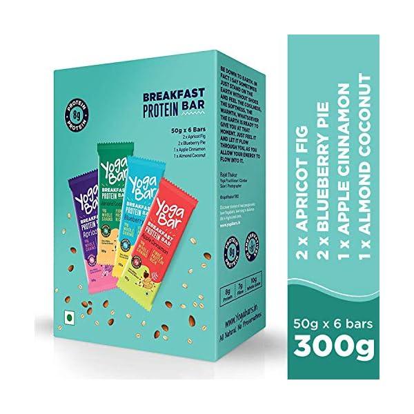 Best Breakfast Protein Bar