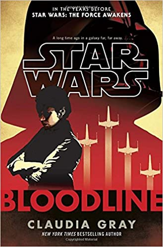 Amazon Fr Bloodline Star Wars Gray Claudia Livres