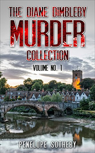 (The Diane Dimbleby Murder Collection: Volume No. 1 )