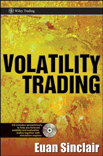 Volatility Trading CD ROM Wiley ebook