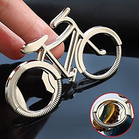 Compra Abridor Manual de Botellas en Forma de Bicicleta para Bodas ...