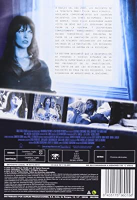 La Cuarta Fase [DVD]: Amazon.es: Milla Jovovich, Will Patton ...