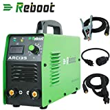ARC Welder - REBOOT ARC WELDER ARC135 DC 110V/ 220V MMA Inverter Dual Volts Stick Welding Machine Mini Portable 1/16~1/8 inch Electrode Stick Welder …