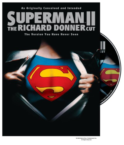DVD : Superman 2: The Richard Donner Cut (Director's Cut / Edition, , Dolby, AC-3, Widescreen)