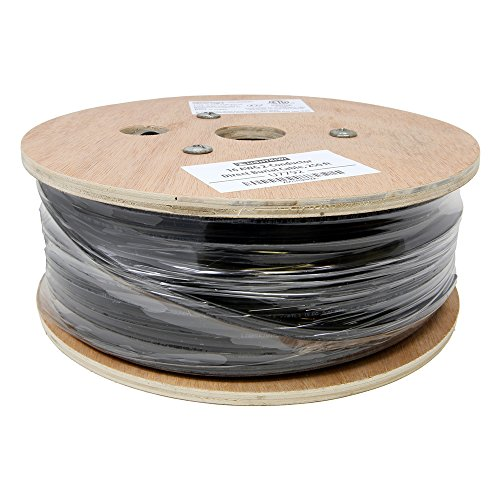 Lightkiwi U7792 16AWG 2-Conductor 16/2 Direct Burial Wire for Low Voltage Landscape Lighting, 250ft by Lightkiwi (Image #1)