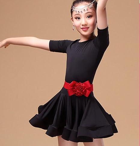 Desgaste de Baile Latino para niños en Verano Disfraz de ...