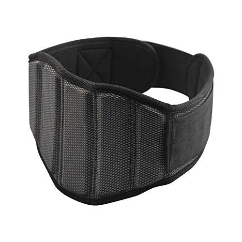 Espeedy Cinturón de Levantamiento de Pesas,Levantamiento de Pesas Sport Belt Gym Fitness Crossifit Protector de Espalda…