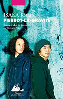Pierrot-la-gravité par Isaka