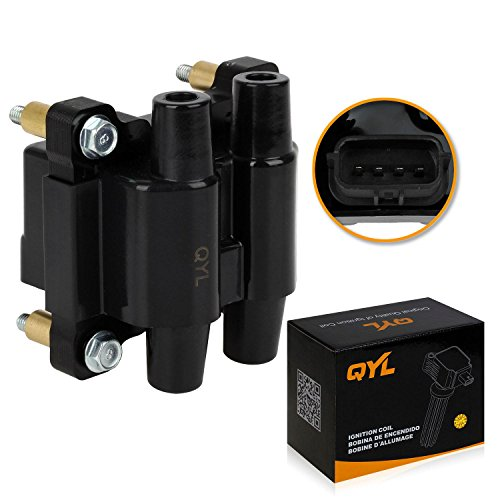 2007 Subaru Forester Replacement - Ignition Spark Coil Pack Replacement for Subaru forester Impreza Legacy Outback C1709 UF-538 UF-539