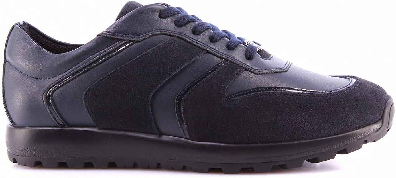 Zapatos de Hombre Sneakers VERSACE COLLECTION V400C Piel