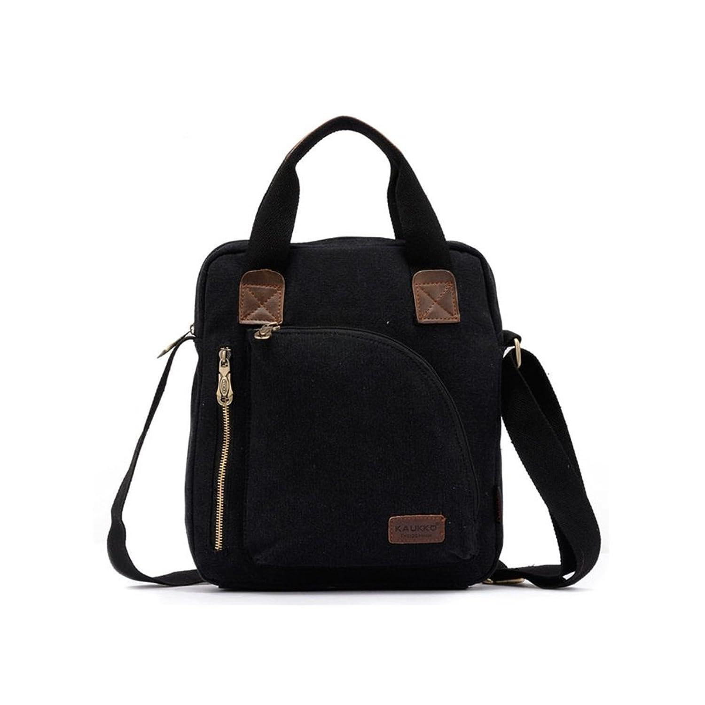 RYLT Personalized Canvas Bag Portable Shoulder Bag Messenger Bag Unisex Canvas Bag