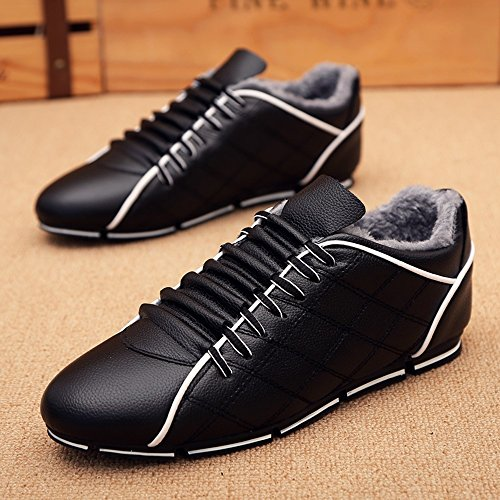 Keep 01 Warm Leisure Cotton Shoes Male Feifei Winter wX4Z4q