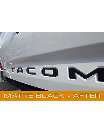 EyeCatcher Toyota Tacoma 2016-2019 Tailgate Insert (Black Matte)