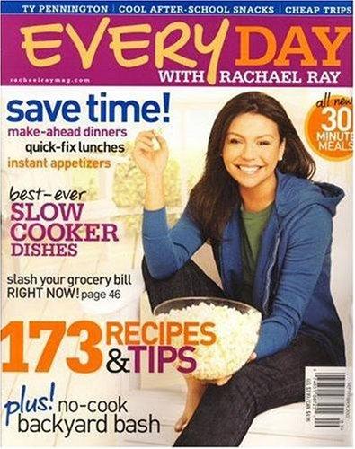 1adf7fd6f201 Rachael Ray Every Day: Amazon.com: Magazines