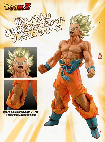 Banpresto Dragon Ball Z Blood of Saiyans Son Goku Action Fig