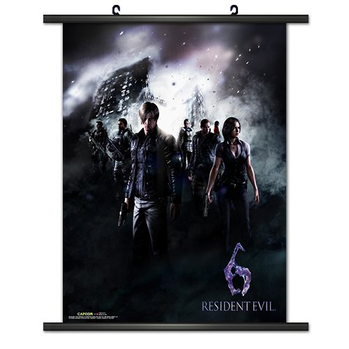 CWS Media Group Officially Licensed Resident Evil 6 Game Wal