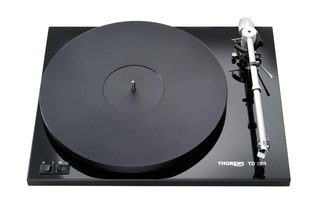 Thorens TD203 - Tocadiscos (Tocadiscos de tracción por Correa ...