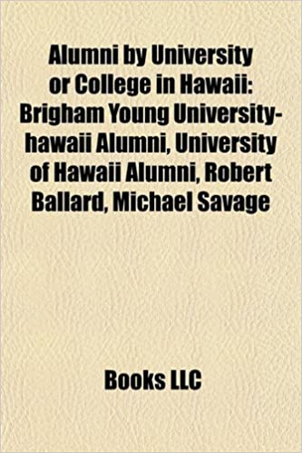 alumni by university or college in hawaii brigham young university