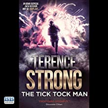 The Tick Tock Man Audiobook by Terence Strong Narrated by Simon Mattacks