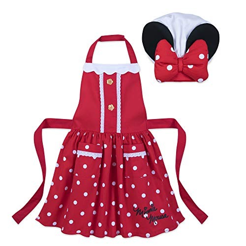 Disney Minnie Mouse Signature Apron and Chef