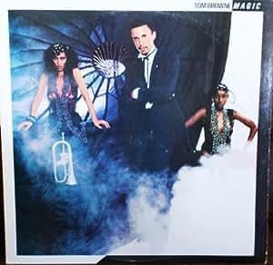 Tom Browne Tom Browne Magic Original Arista Records