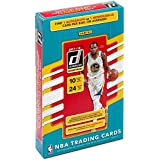 2017-18 Donruss Basketball Hobby Box (24 Packs/10 Cards: 1 Autograph OR 1 Memorabilia, 24 Inserts)